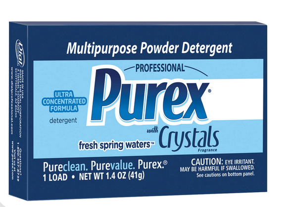 Purex 4oz Vend Pack Laundry Detergebt