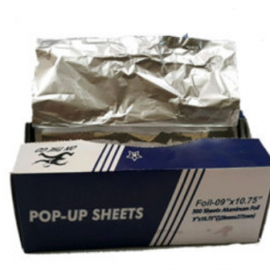 "12"" x 10.75"" Foil Pop Up Sheets"