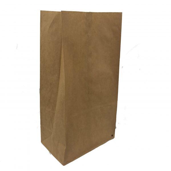 1/8 57# Brown Paper Bag
