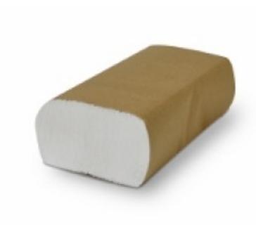 Blue Ridge White Multifold Towel