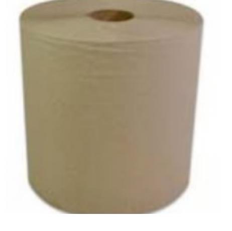 Blue Ridge Brown Roll Towel - 600'