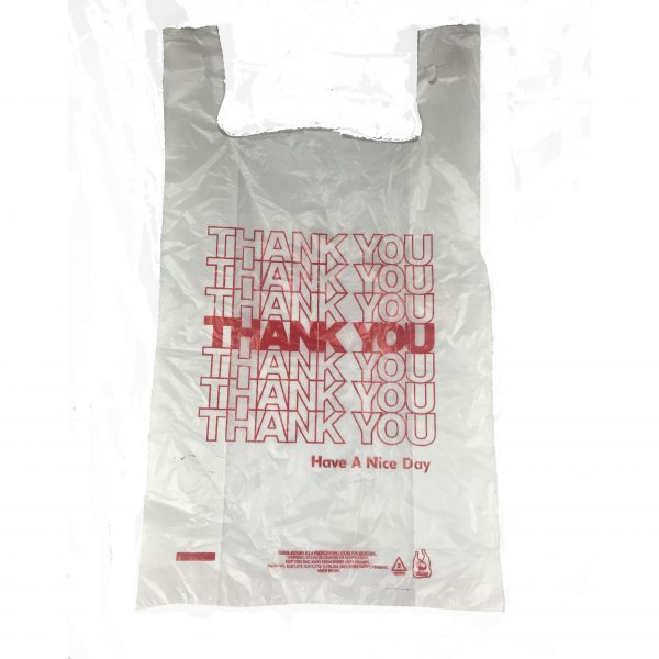 1/8 Printed T-Shirt Bag