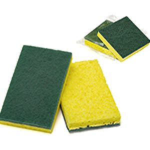 Scrubbers & Sponges